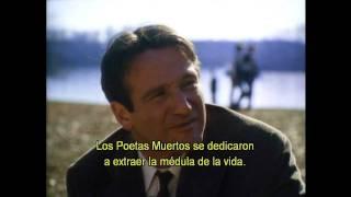 Dead Poets Society (1989) La Sociedad de los Poetas Muertos - Trailer HD -