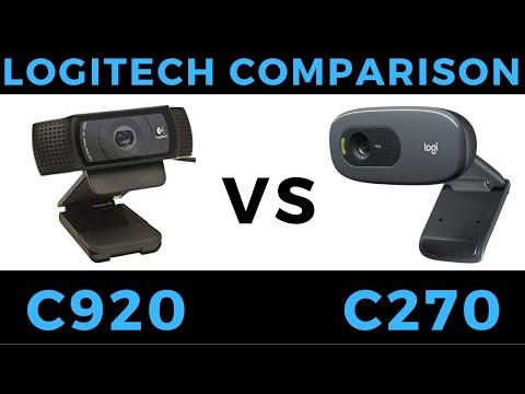 logitech-c920-vs-c270-webcam-review-&-comparison---video-and-mic-test