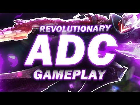 Gosu - REVOLUTIONARY ADC GAMEPLAY