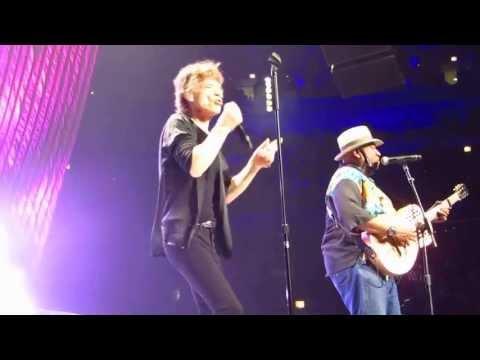 Rolling Stones + Taj Mahal