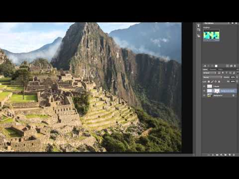 Creating Clouds, Mist & Fog in Photoshop