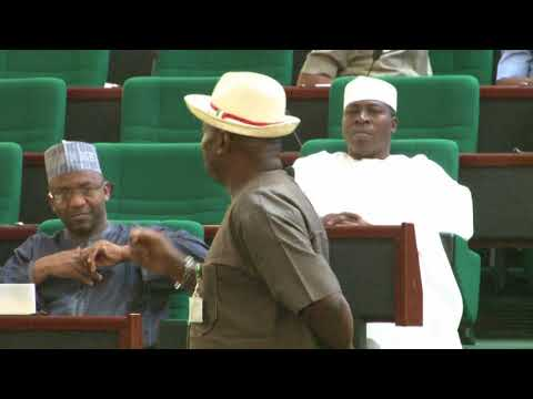 Hon Uzoma Nkem Abonta,7 Feb 2018   Motion on need to curb thuggery in political activities in Kano a