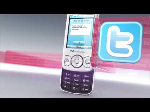 Sony Ericsson Spiro - Video Promo