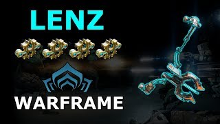 Warframe - Quick Look At Lenz (4 Forma)