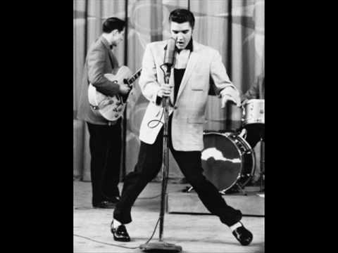 ''ALL SHOOK UP'' Elvis Presley