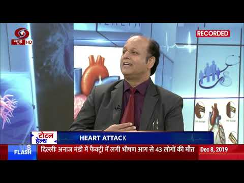 Total Health : Special on heart attack in young adults