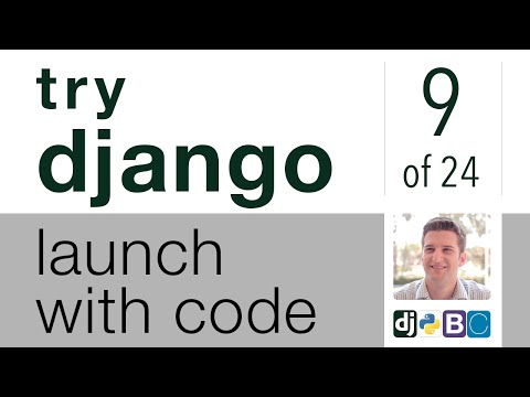 Try Django - Launch with Code - 9 of 24 - Get User IP Address from Requests