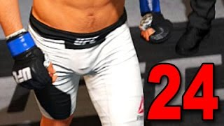UFC 2 Career Mode - Part 24 - BRUH THAT'S A DETAILED OUTLINE! (EA Sports UFC 2016 Gameplay)