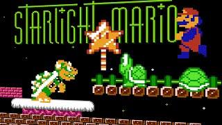 Starlight Mario • Super Mario Bros. ROM Hack