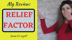 My Relief Factor Review (2020) - Rip-Off Or Not? [7 Points Analysis]