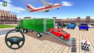 Aeroplane Pilot Car Transporter || aeroplane games screenshot 4