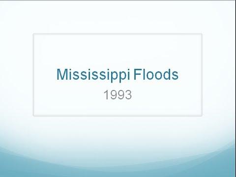 Mississippi Floods 1993