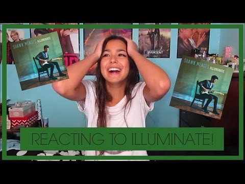 REACTION TO ILLUMINATE | SINCERELY ME
