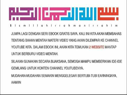 Website Untuk Ebook