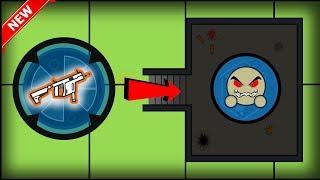 Surviv.io *NEW* SUPER SOLDIER BUNKER & VECTOR WEAPON UPDATE!! Saiga vs Hydra Bunker!