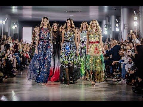 OKSANA MUKHA at Lviv Fashion Week SS2018 (full version)