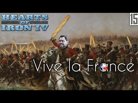 Peacekeepers [15] France Hearts of Iron IV HOI4