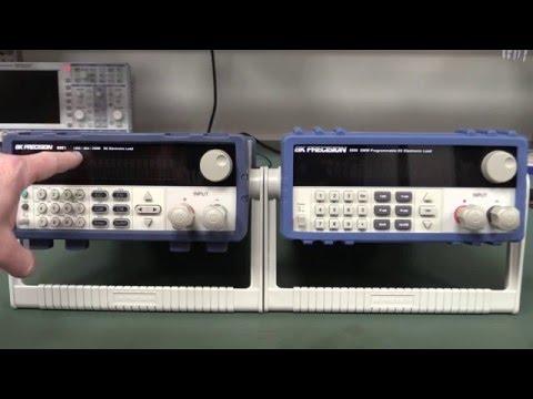 EEVBlog #862 - BK Precision 8601 DC Electronic Load