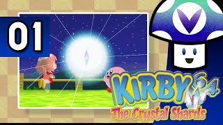 [Vinesauce] Vinny - Kirby 64: The Crystal Shards (part 1)