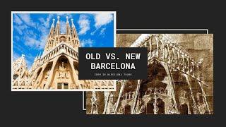 OLD VS NEW BARCELONA - Zoom in Barcelona Tours