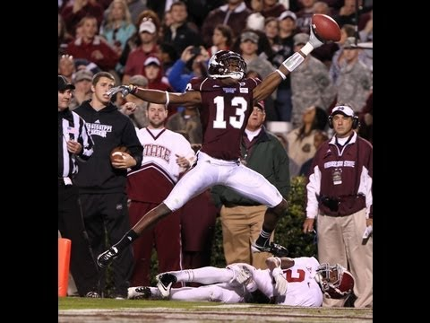 2012 All-American Johnthan Banks - The BEST Defensive Back in College Football