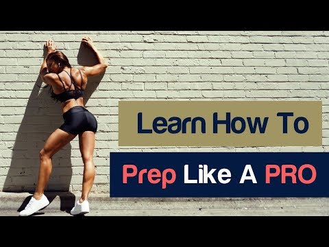 Competition Preparation with Enterprise Fitness | Melbourne's Best Personal Trainers