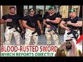 MOHAMMAD BIN SALMAN SPECIAL ELITE FORCE (BLOOD-RUSTED SWORD) ! REPORTS DIRECTLY TO THE CROWN PRINCE