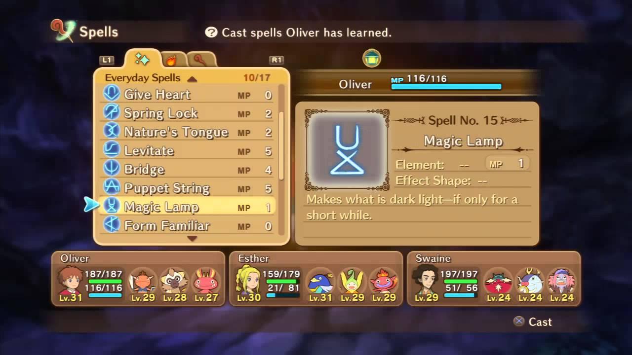 Ni No Kuni Casino Rang A Freischalten