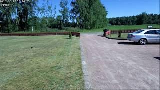 Foscam FI9901EP Outdoor IP Camera Review - Daytime Recording