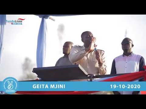 Download CHADEMA KUAHIDI KULINDA MITAJI YA WAWEKEZAJI - SALUM MWALIMU MGOMBEA MWENZA
