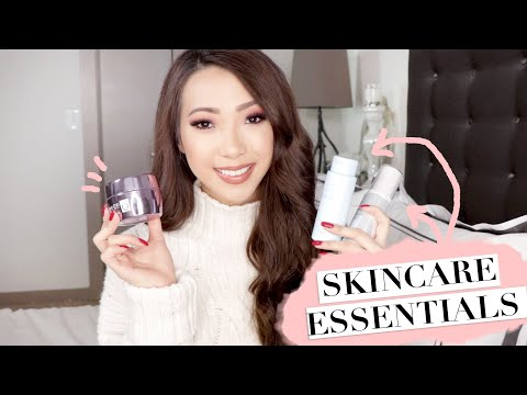 Current Skincare Essentials: DHC, Fresh & Glamglow 2018