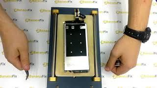 Ремонт Xiaomi Redmi 5 Plus: замена стекла (тачскрина) дисплея - разборка - BananaFix