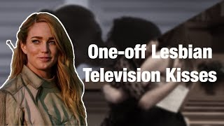 One-off Lesbian Television Kisses