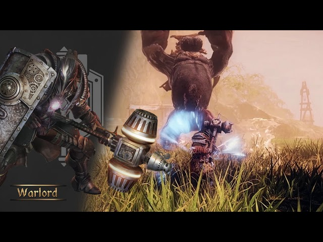 "[A:IR] ""Ascent: Infinite Realm""แนะนำอาชีพ Warlord"