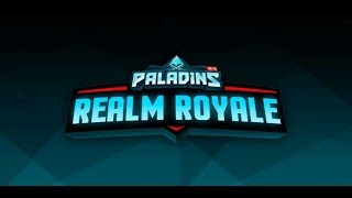 Realm Royale: Alpha Gameplay Livestream!! LETS HIT 700 SUBS!!