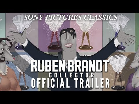 Ruben Brandt, Collector | Official US Trailer (2018)