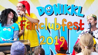 ♫ Kinderlieder ♫ DONIKKL Fanclubfest 2019 ♫ DONIKKL Kinderlieder ♫ Singen, Tanzen, Bewegen