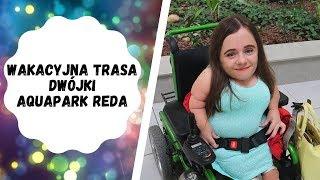 Relacja z koncertu Wakacyjna Trasa Dwójki Aquapark Reda | Magdalena Augustynowicz