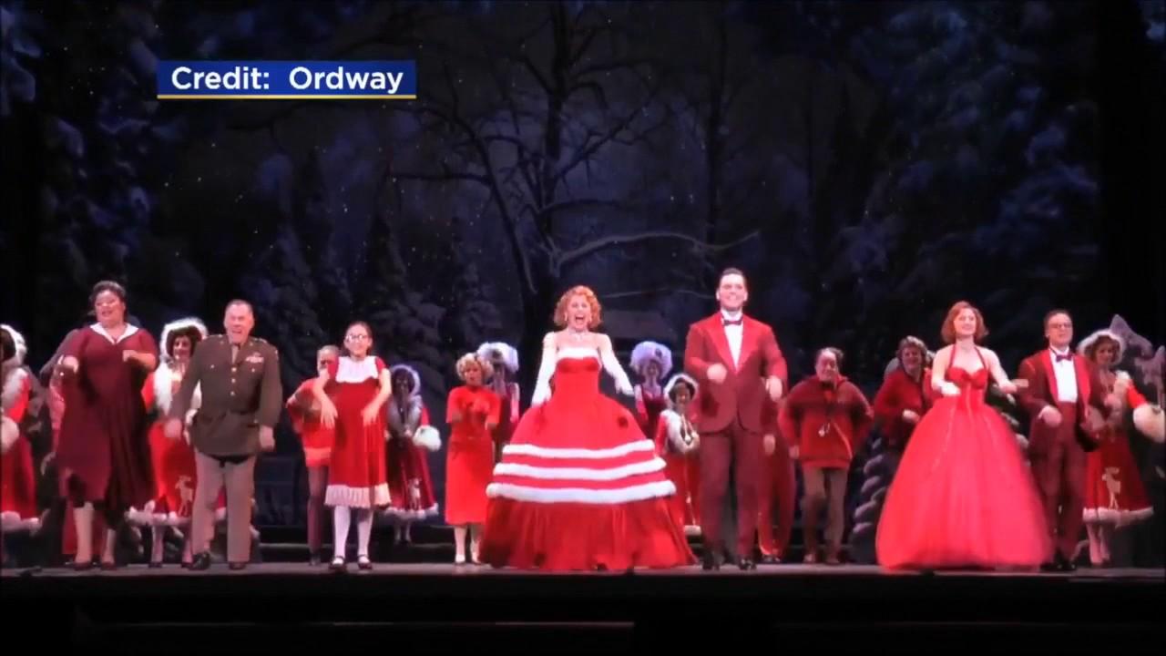 White Christmas -- Natalie Tran -- tap dancing segment from ...