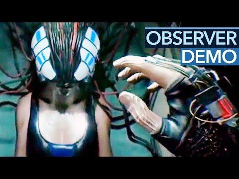 Observer - Inception trifft Blade Runner - Demo: Neues Spiel vom Layers-of-Fear-Team