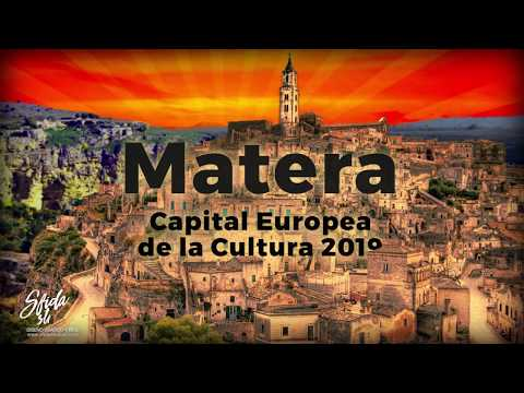 Comarcas Vivas presenta: Matera, Italia - Capital Europea de la Cultura 2019