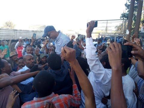 Eskinder Nega and Andualem Arage speak after release