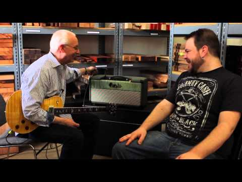 PRS Blistertone Demo Video with Paul Reed Smith and Ryan Fowler
