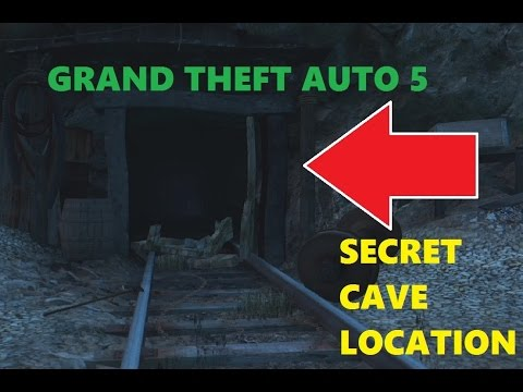 Cave Location Gta v Secret Cave Location Gta 5