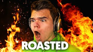 Youtubers ROAST Me For 10,000,000 SUBSCRIBERS!