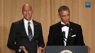 Obama At DC Correspondents Dinner 2015 - Full Video