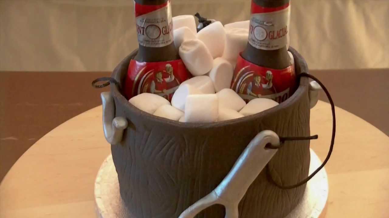 Con botella de cerveza en el culo - 5 6