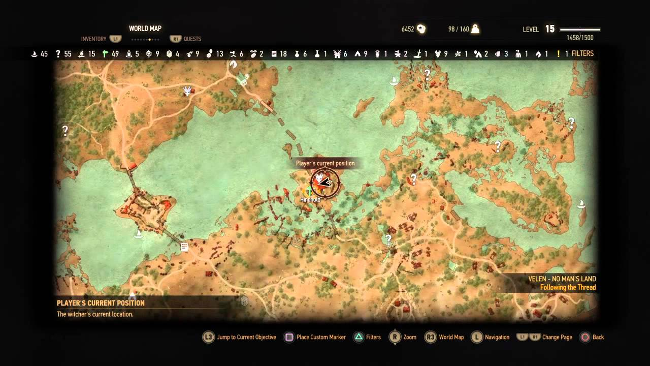 witcher 3 how to get geralts crossbow