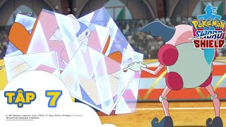 Anime Pokemon Sword and Shield Episode 7 Preview