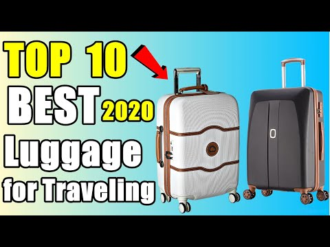TOP 10 Best Luggage for Traveling in 2020 💼 With Deal